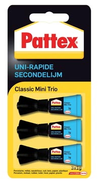 Pattex secondelijm