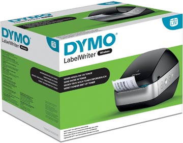 Dymo beletteringsysteem LabelWriter Wireless, zwart