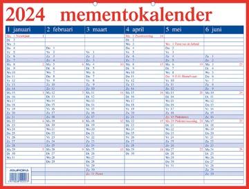 Aurora Memento 20 Nederlandstalig, 2022