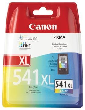 Canon inktcartridge CL-541XL, 400 pagina's, OEM 5226B005, 3 kleuren
