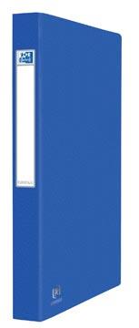 Elba Oxford Eurofolio ringmap, voor ft A4, 2 ringen, blauw