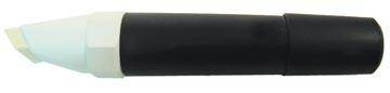 M+R staafbevochtiger 14 cm, zwart