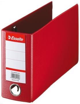Esselte ordner (PCR) rood