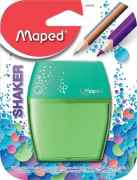Maped Potloodslijper Shaker 2-gaats, op blister