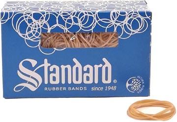 Standard elastieken 1,5 x 80 mm, doos van 500 g