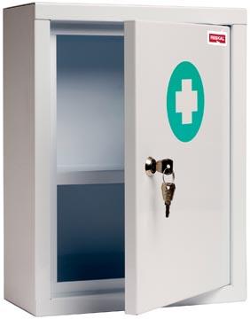 Safetool medicijnkastje, 2 legplanken