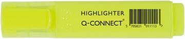 Q-Connect markeerstift, geel