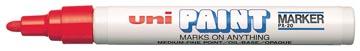 Uni Paint Marker PX-20 rood