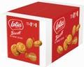 Lotus Biscoff gevulde speculoos, doos van 120 stuks met 1 koekje, 10 g, speculooscrème