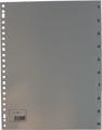 STAR tabbladen set 1-10, ft A4